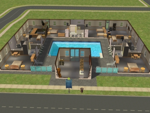 Shipping container home floorplans - Motel Floor Plans Images Frompo