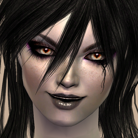 Mod The Sims - Masquerade Liners-9 gothic liners