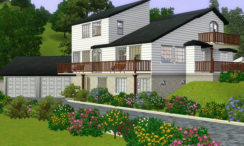Sims 3 Houses. Mod The Sims - JinjaNinja's