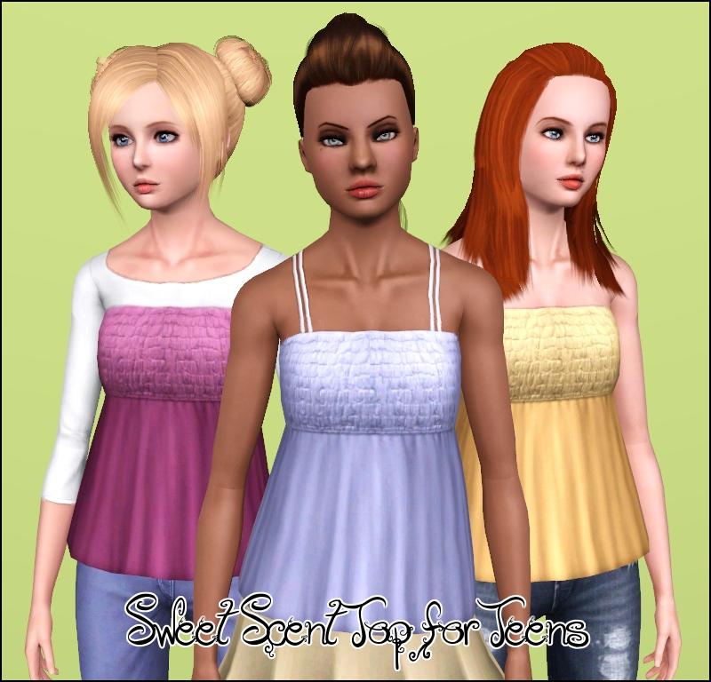 Женская повседневная одежда. MTS_Anubis360-1174311-SweetScentTops_4