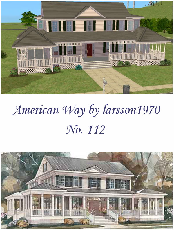 Mod The Sims   American Way    112
