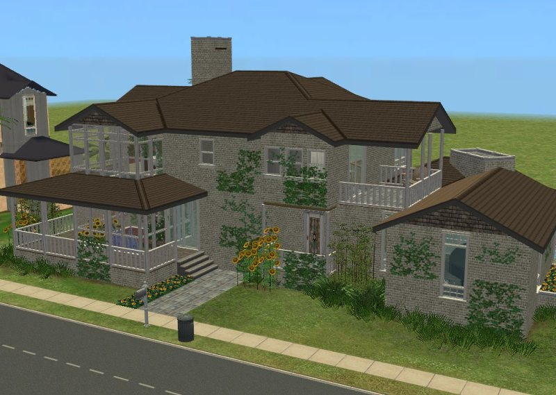 Top 16 Photos Ideas For Awesome Sims Houses House Plans