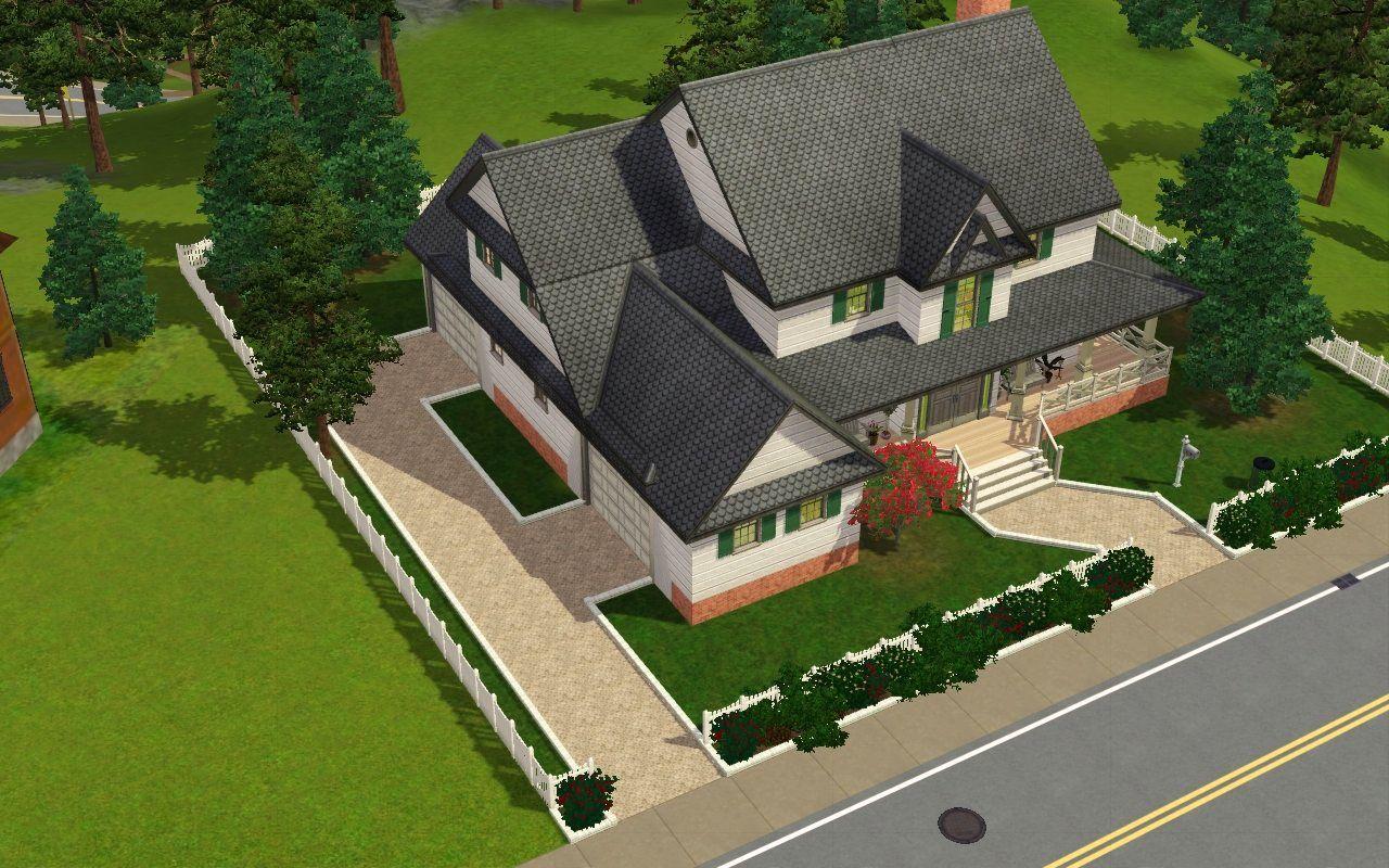 Mod The Sims Preswick Farm House