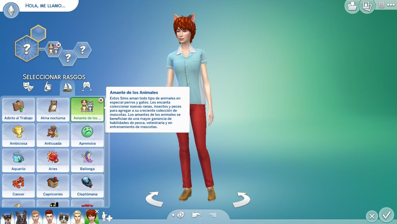 Mod The Sims - Animal Lover Custom Trait