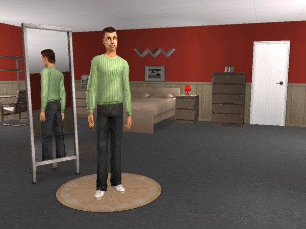 how to change the screen size on sims 2