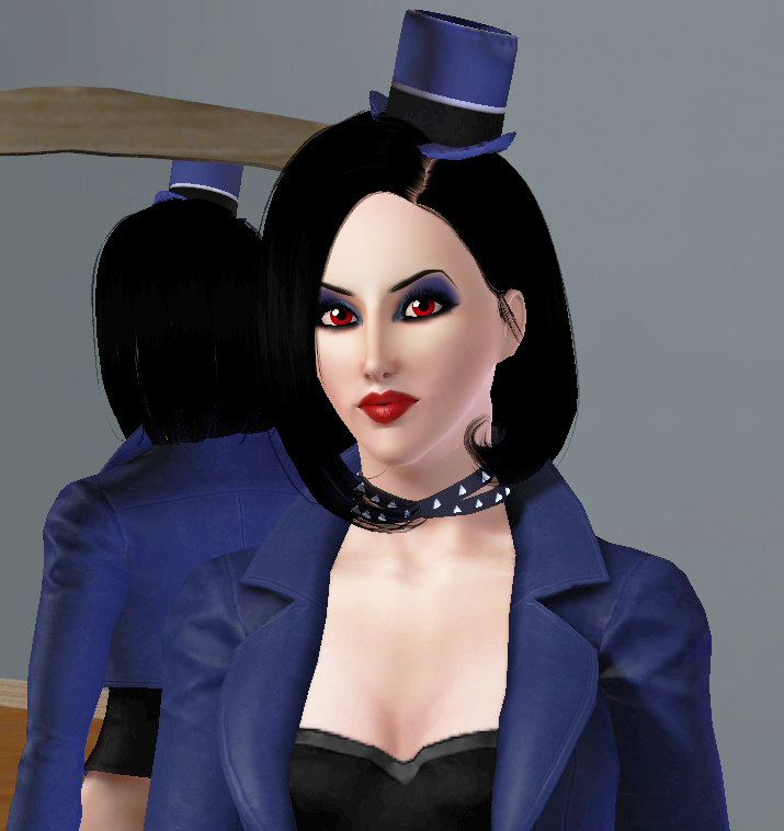 Mod The Sims Mad Hat Me A Mini Tophat For Af Fixed Please