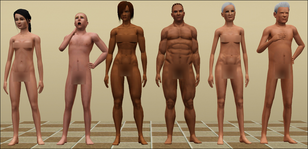 Muscle Slider Fi For Naked Teens And Elders Updated