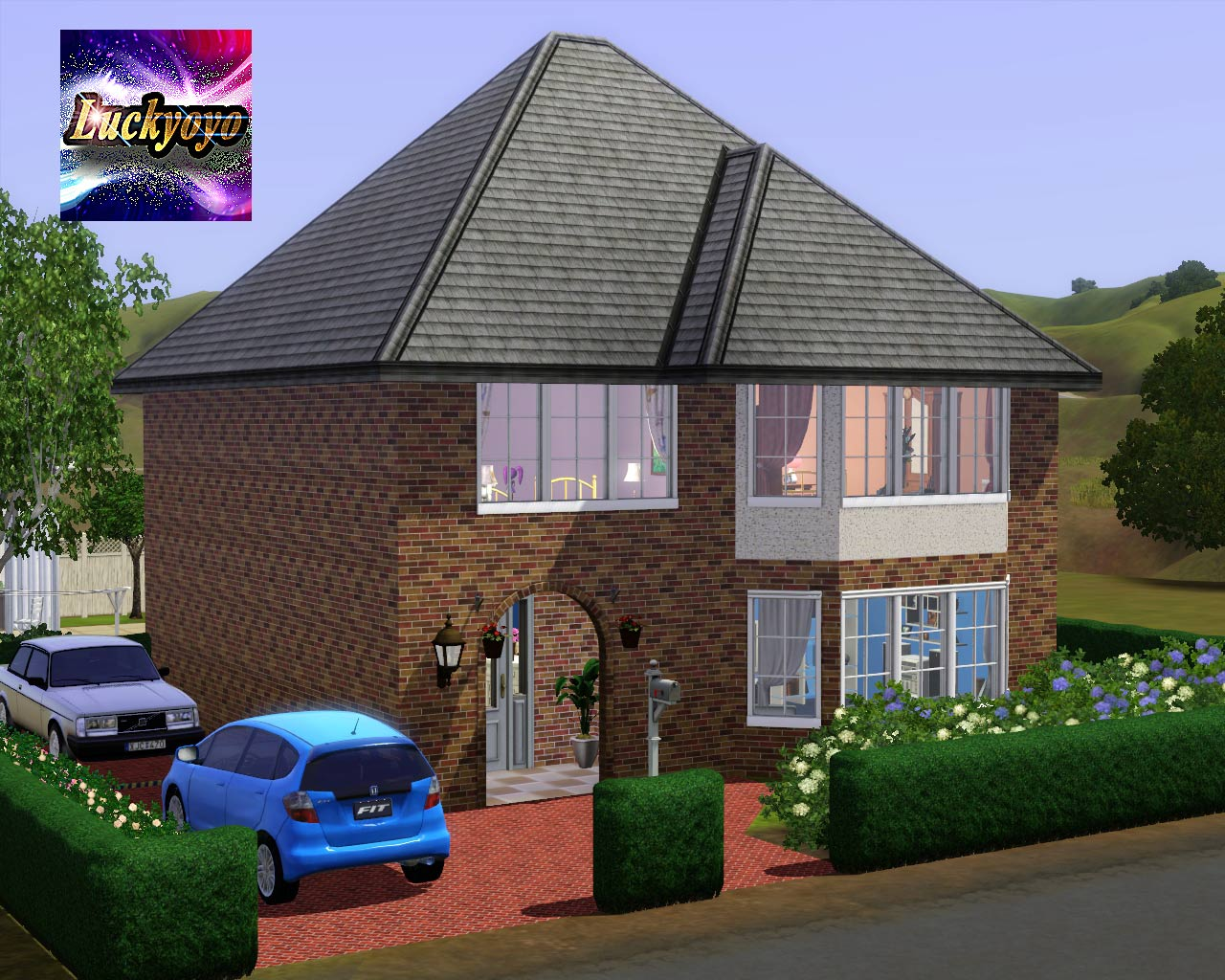 Mod The Sims British House No Cc