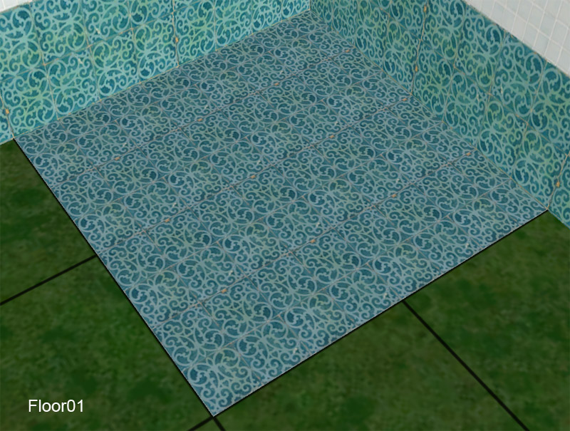 How To Use Smaller Floor Tiles Sims 4 Mod The Sims Set Of