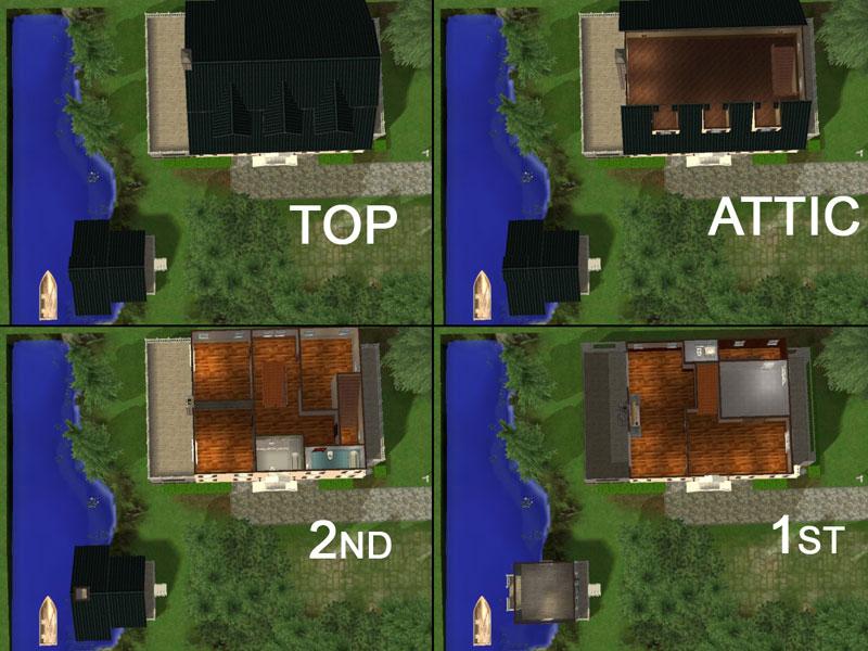 Mod The Sims 112 Ocean Ave