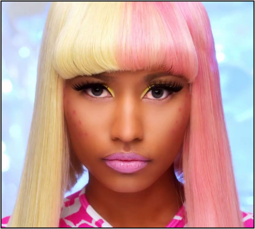 Nicki Minaj Eyebrows