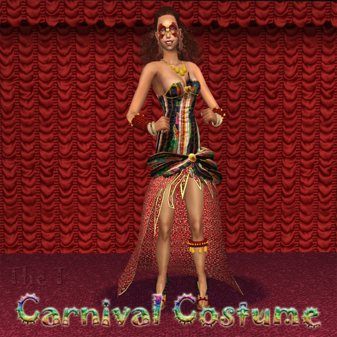 El Circo Russian Beauty MTS2_The_T_610402_Carnival-Costume01