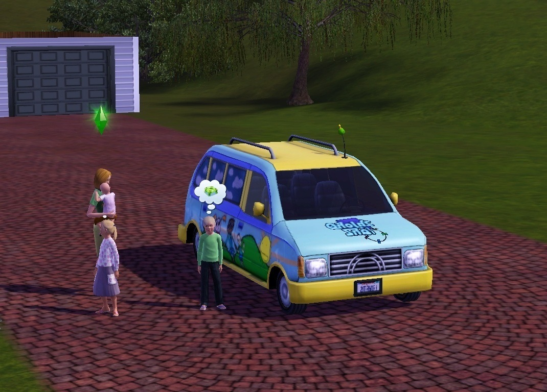 How To Buy Car In Sims