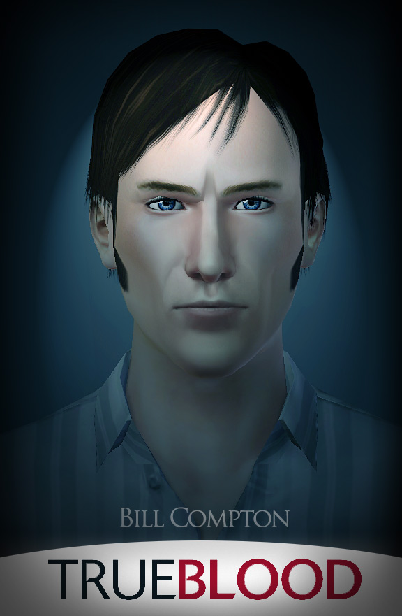 true blood bill poster. Mod The Sims - True Blood