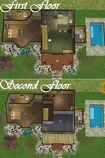 coolest floor plans for sims   Bookshelf tumblr themescoolest floor plans for sims
