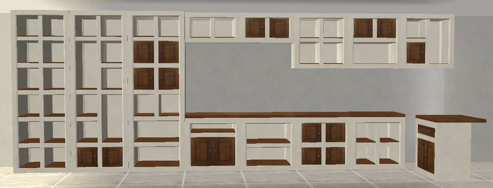 Mod The Sims Torrox Spanish Southwestern Buy Collection