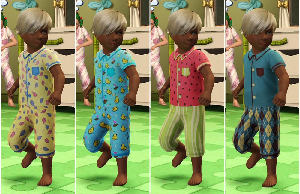 xxsimsluhverxxs Slumber Party Teen Pajamas