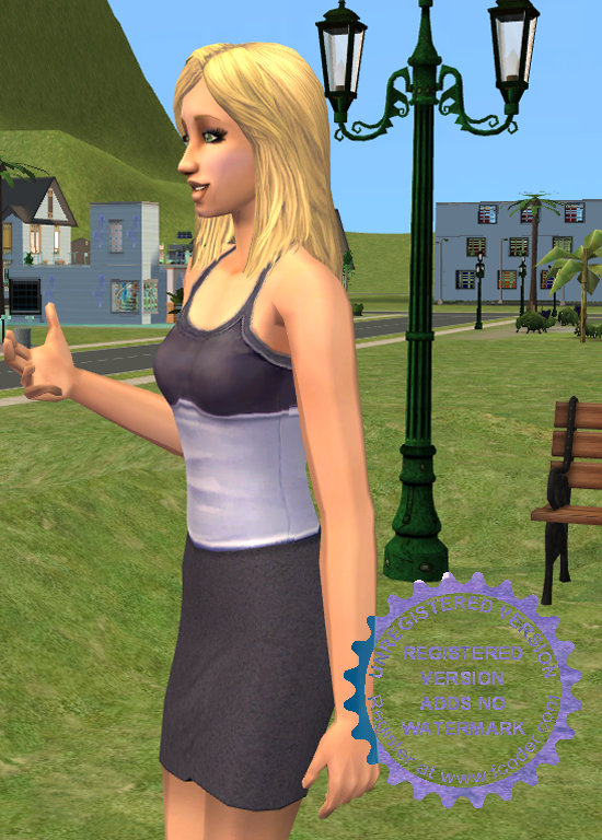 Mod The Sims - A swedish teen!