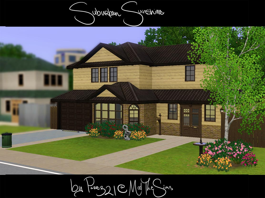 Mod the sims member paksetti for Sims 3 6 bedroom house