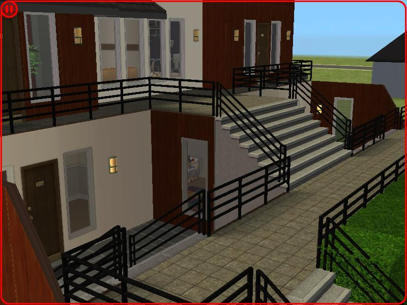 Downloads / sims 2 / lots / apartment lots.