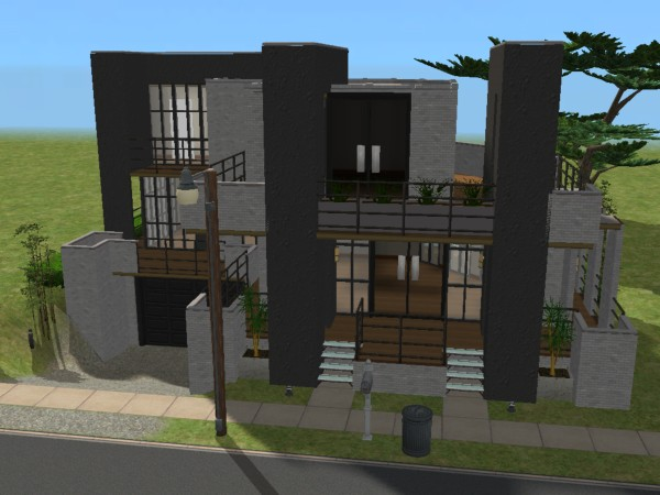... Click image for larger version Name: Picture_06.jpg Size: 58.3 ... & Mod The Sims - Rumah Kecil Minimalis