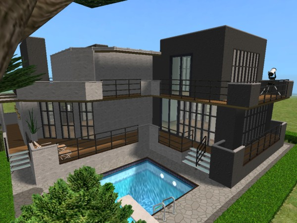 ... Click image for larger version Name: Picture_07.jpg Size: 73.8 ... & Mod The Sims - Rumah Kecil Minimalis