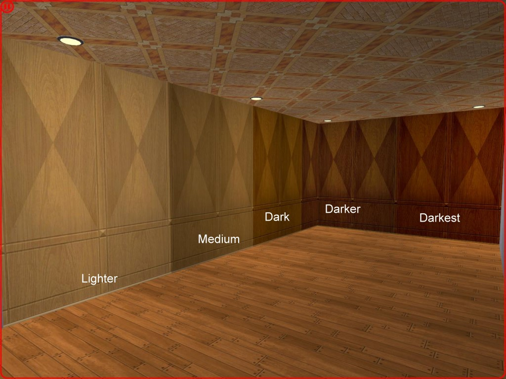 foto How to Cover Wood Paneling
