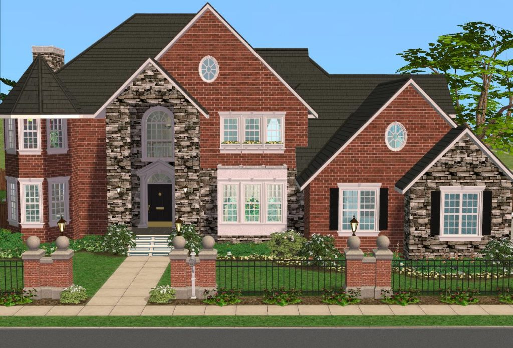 Click image for larger versionname sims2sp8 2010 03 31 00 for Sims 3 6 bedroom house