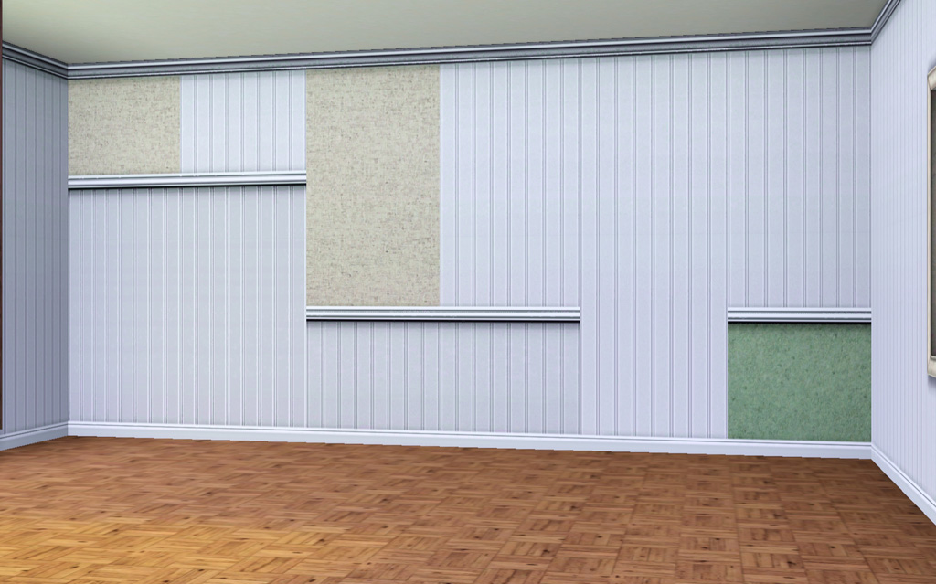 Mod The Sims Simple Siding 6 Patterns Horizontal And