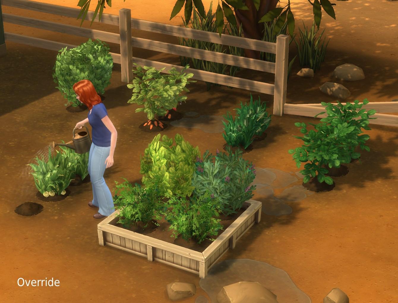 Mod The Sims - Garden Variety