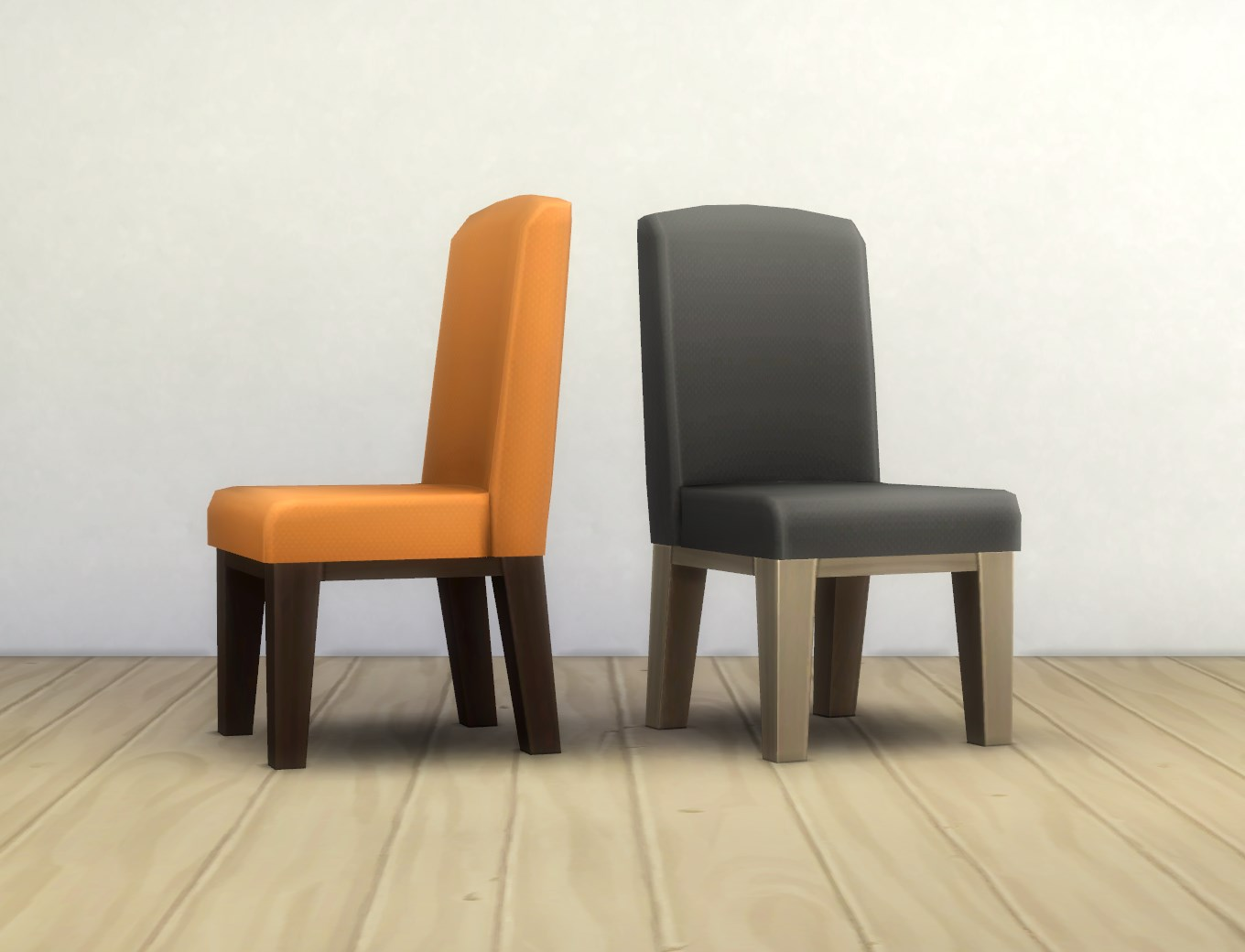 Mod The Sims Lux Chair – Comfy Dining Chairs