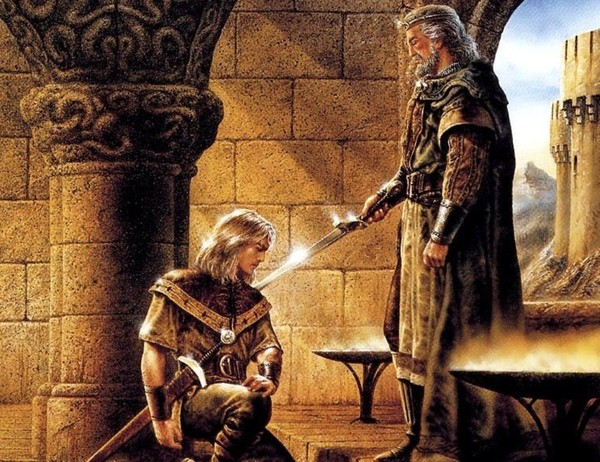 the code of chivalry in the arthurian legend