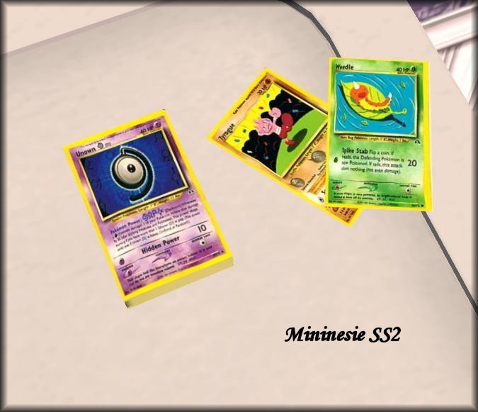 pokemon cards pictures. Mod The Sims - pokemon cards