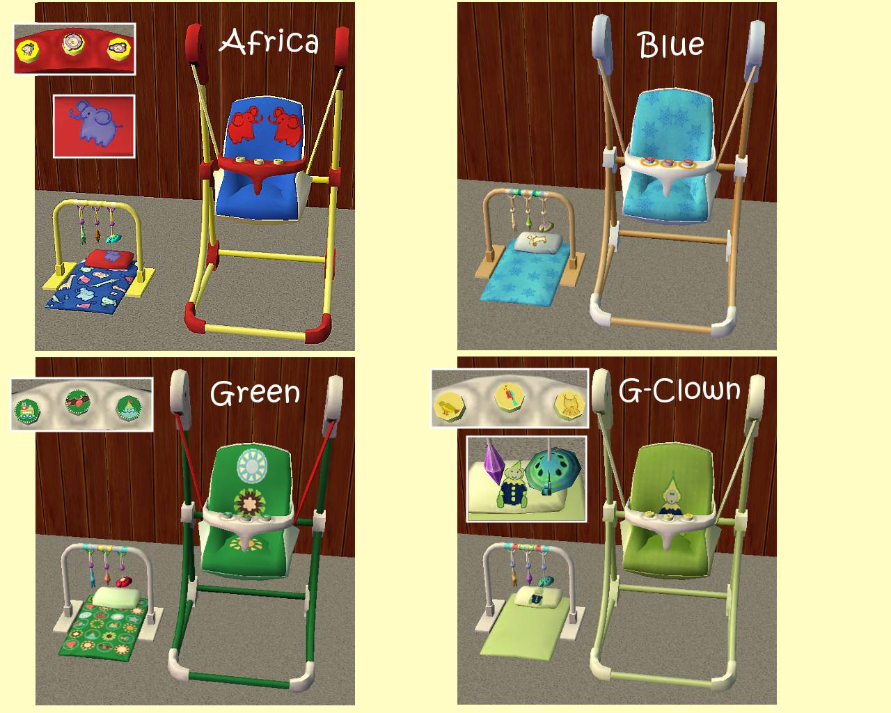how to change size of items in sims 4