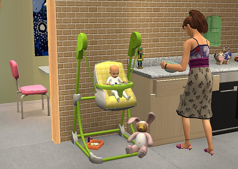 baby items by snowstorm the sims creations mod the sims impressions recolours for sims 55932
