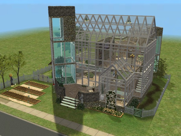 Mod the sims featured creator pathetique for Maison moderne de luxe sims 3