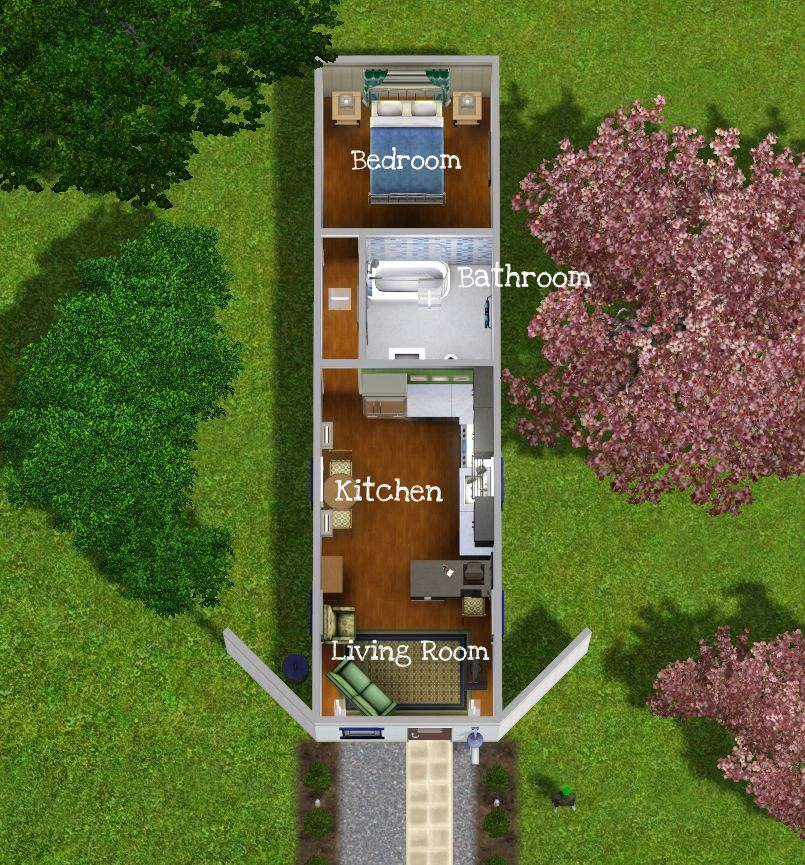 A Tiny House 3: Containerized