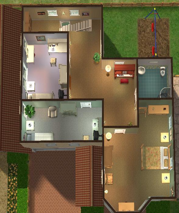 28 Sims 2 Floor Plans Trend Sims 2 Floor Plans
