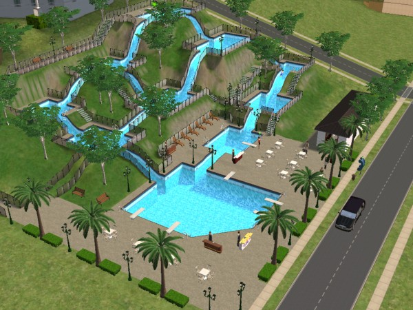 Mod the sims member drafter 1962 for Pool design sims 3
