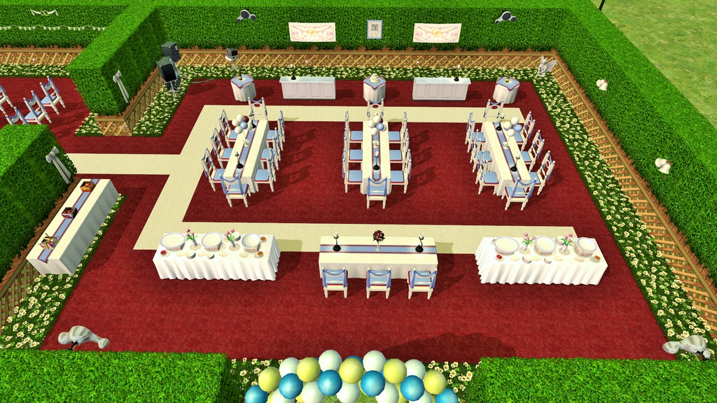 how to bake a wedding cake sims 4 mod the sims happily after a community wedding 15580