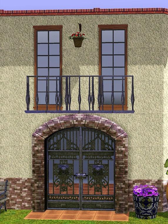 Eure mesh w nsche seite 4 das gro e sims 3 forum von for Sims 4 balcony