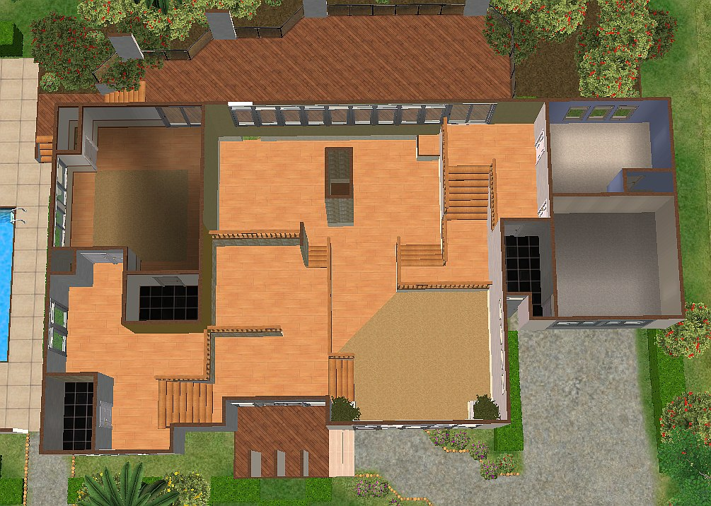 Floor Elevation Cheat Sims 2 : Mod the sims elevation unfurnished