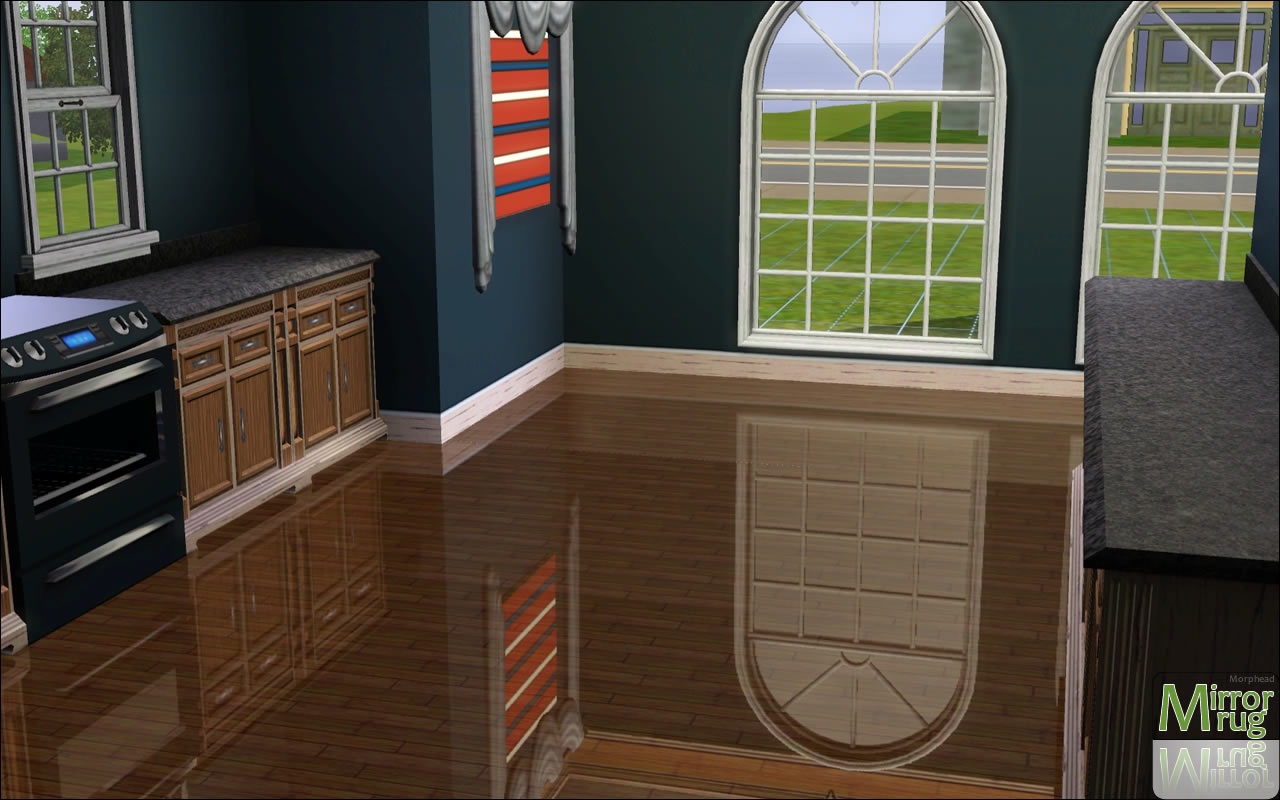 Mod The Sims True Reflective Floors Updated