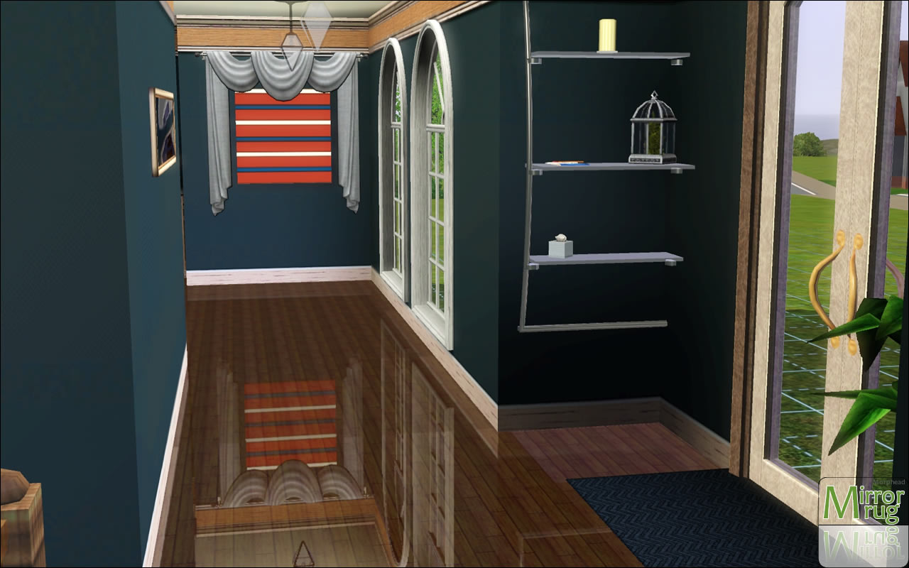 mod the sims true reflective floors updated. Black Bedroom Furniture Sets. Home Design Ideas