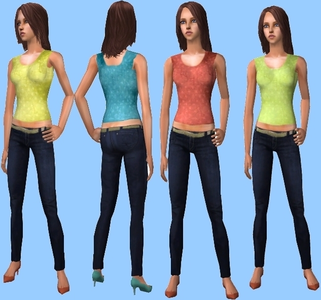 sims 2 hairstyle downloads. The blue heart sunglasses are a free download