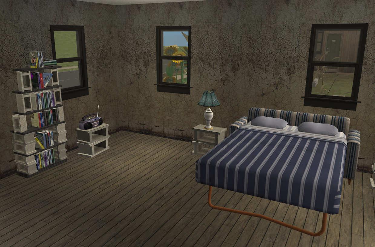 Mod The Sims Slum Cottages