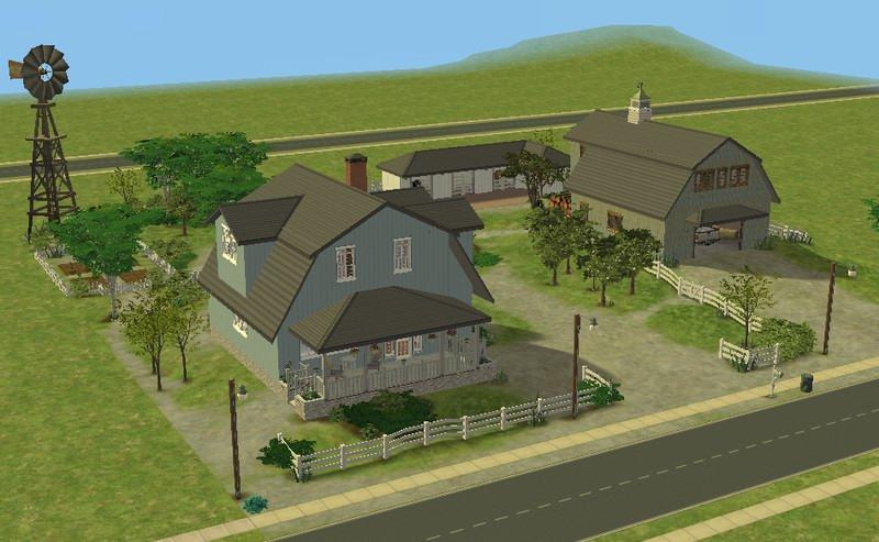 Free sims 2 downloads 'farm animals'.