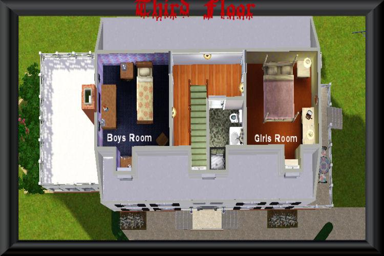 Mod The Sims Amityville Horror House