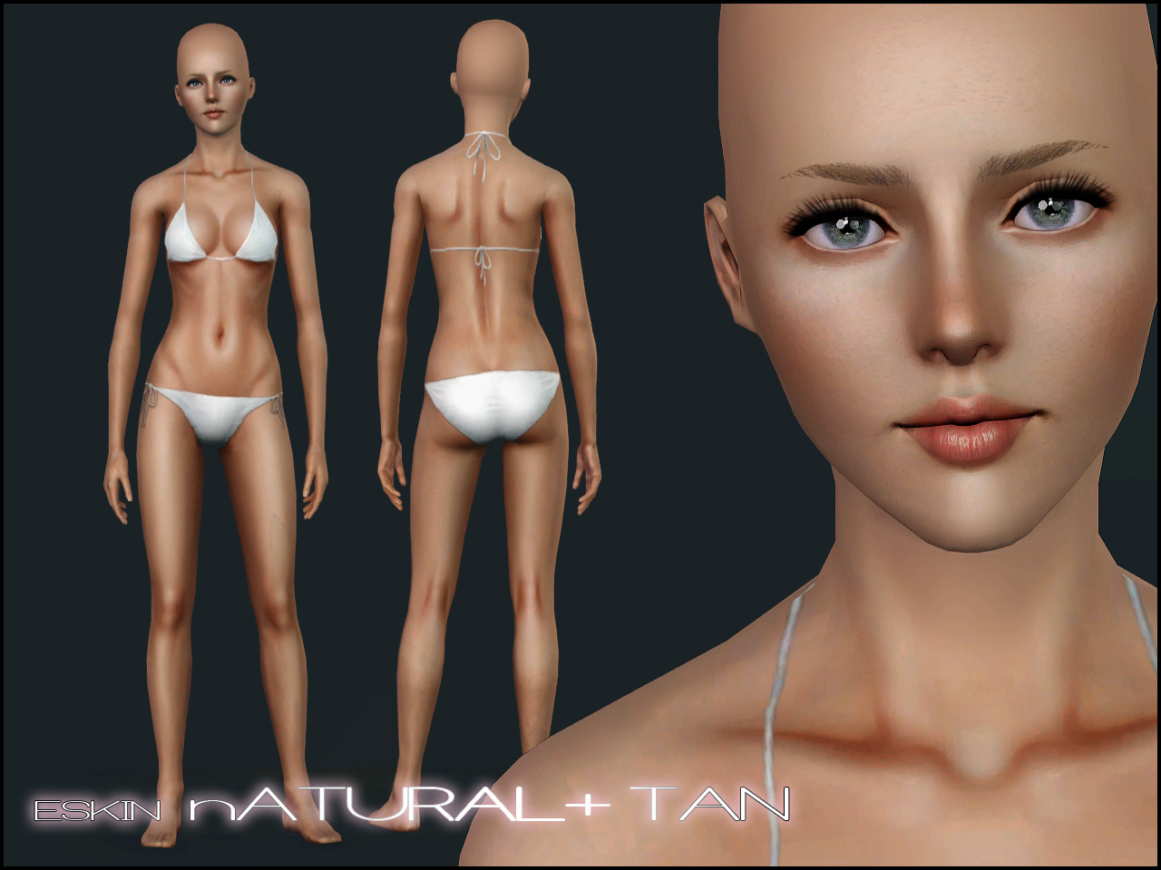 Elf default skin replacements sims2 naked photos