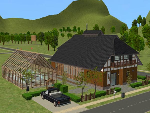 Mod The Sims Featured Creator Masaharu777